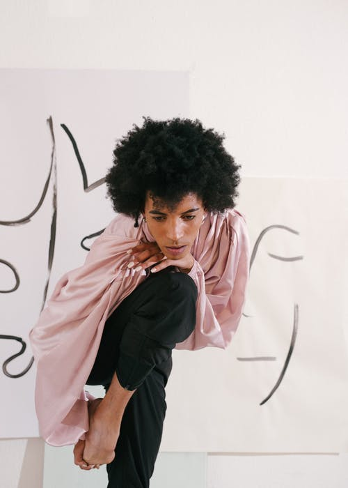 Gratis lagerfoto af afro, afroamerikansk, afslappet, aktiv