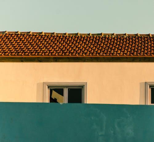 Základová fotografie zdarma na téma 3 barvy, 3 světla, budova, okno