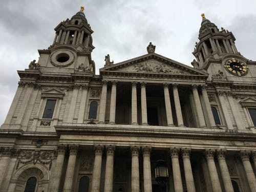 Free stock photo of architectural building, religious building, st paul's cathedral, tourist attraction