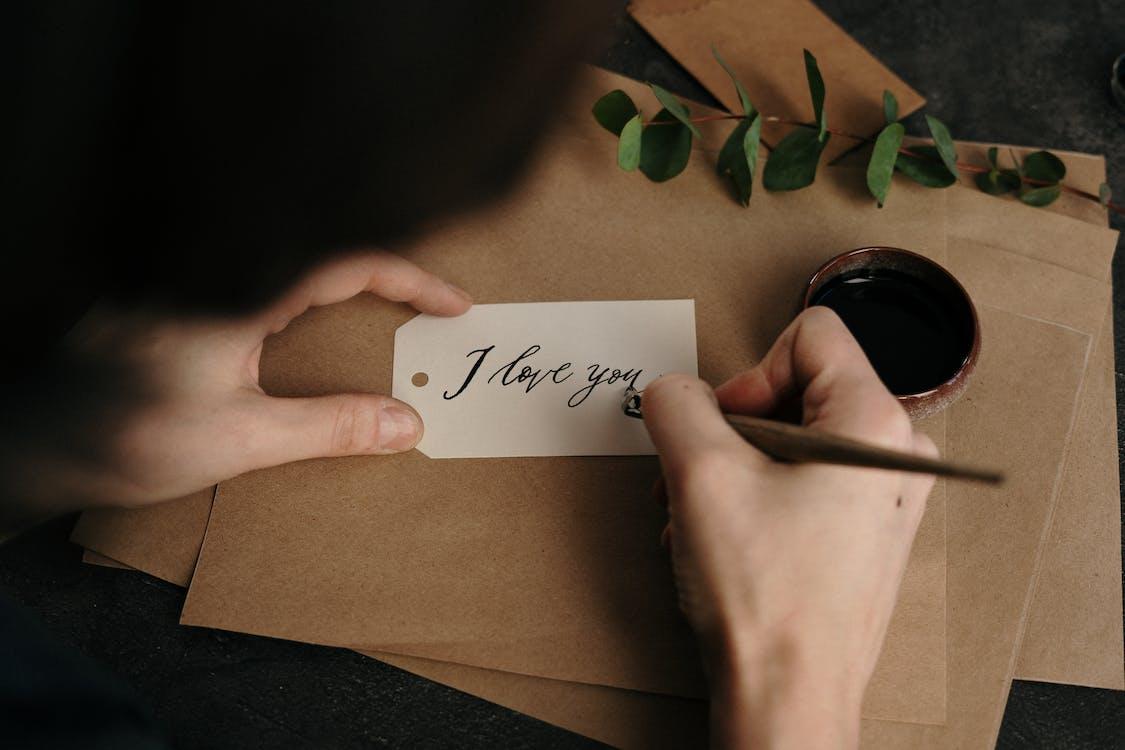 Δωρεάν στοκ φωτογραφιών με αγάπη, γκρο πλαν, γράμματα σχεδιασμένα με το χέρι