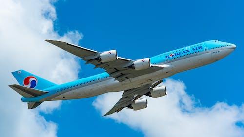 Fotos de stock gratuitas de aire coreano, boeing 747, hkia