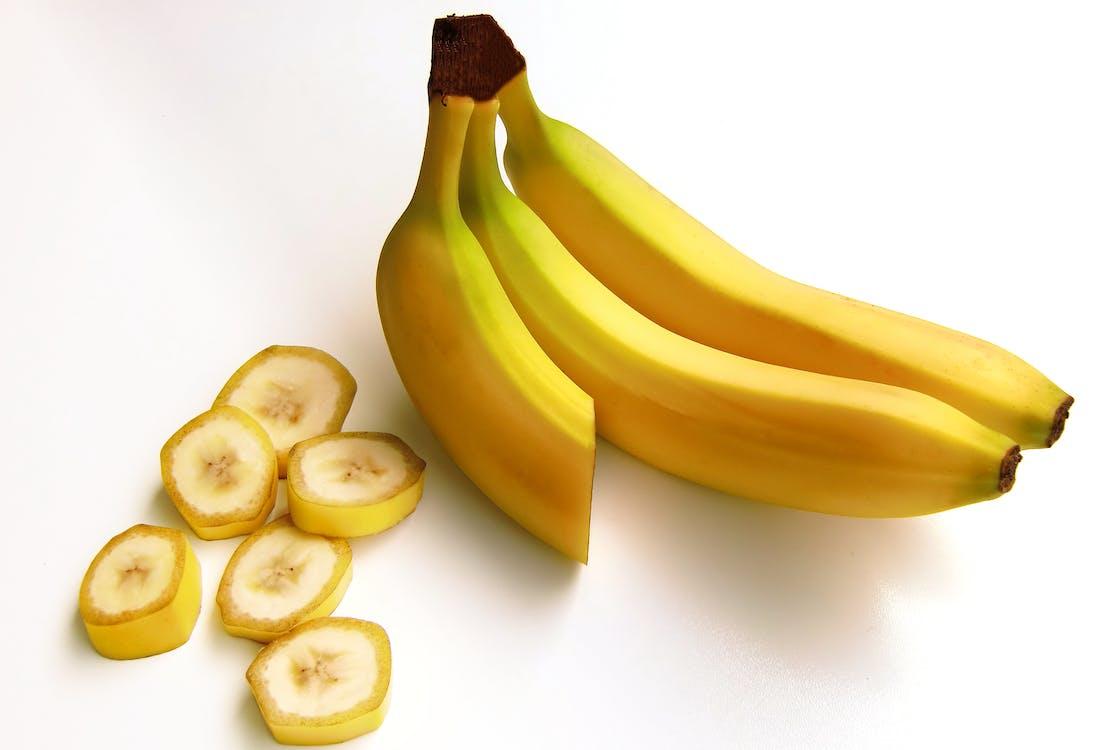 a trossos, fruita, llescat