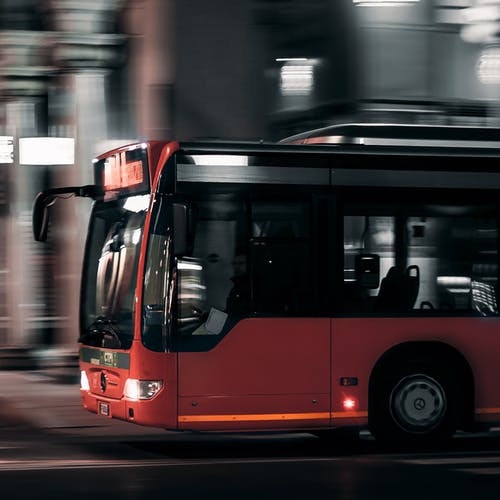 Photo Of A Bus