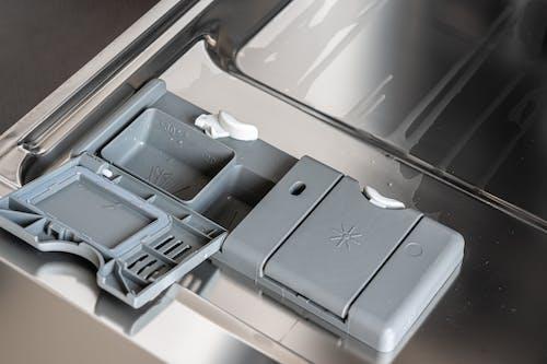Close-up Photo of Dishwasher Tool