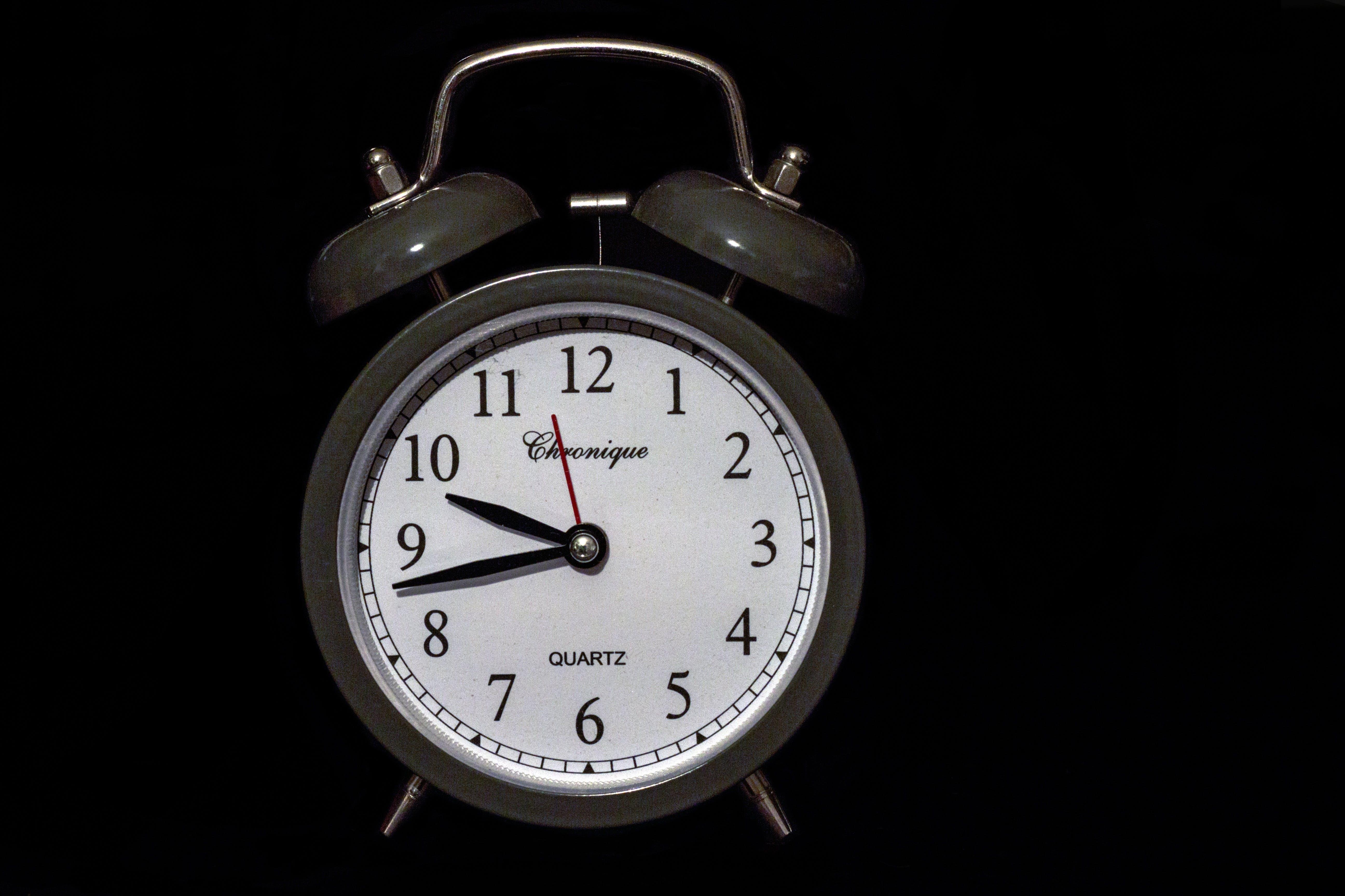 Alarm Clock at 9:44