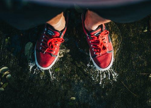 발, 스니커즈, 신발의 무료 스톡 사진