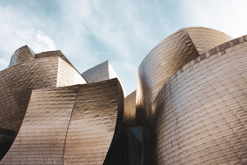 Foto profissional grátis de arquitetura, centro da cidade, construção, contemporâneo
