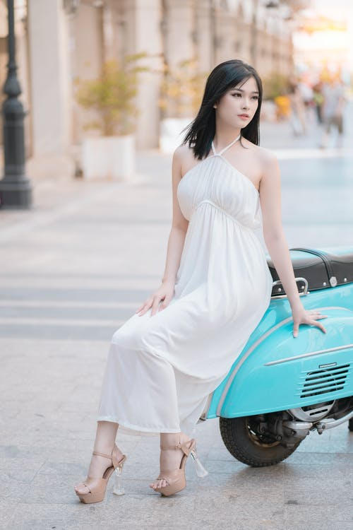 Imagine de stoc gratuită din drăguț, drum, femeie