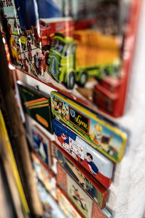 博物館, 汽車, 火柴盒 的 免费素材图片