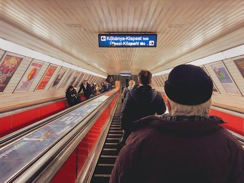 Free stock photo of budapest, budapest metro, city traffic