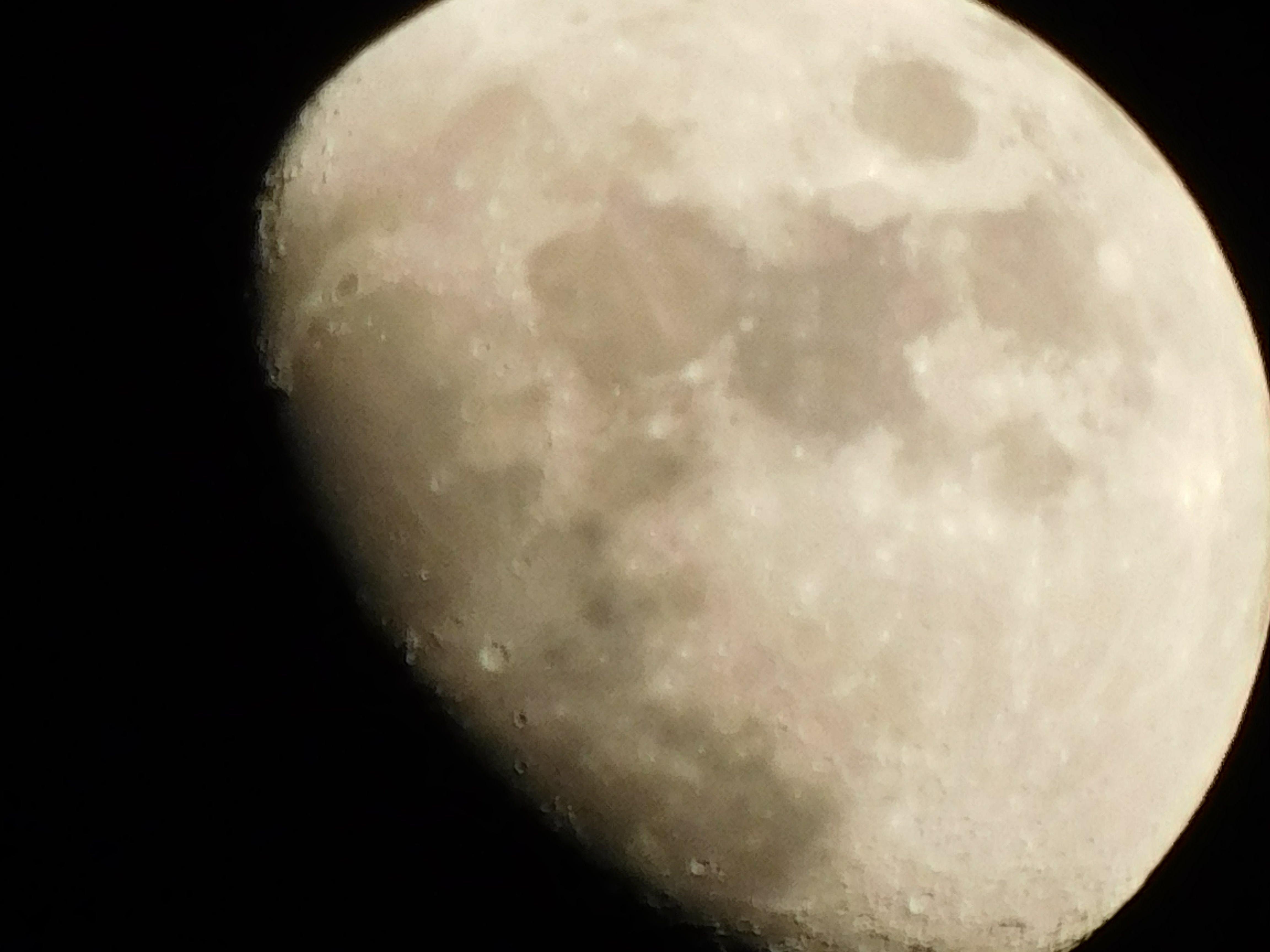 Free stock photo of dark, moon, night, sky
