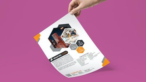 Free stock photo of business, business flyer, digital art, digital marketing