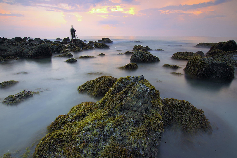 가벼운, 경치, 물, 바다의 무료 스톡 사진