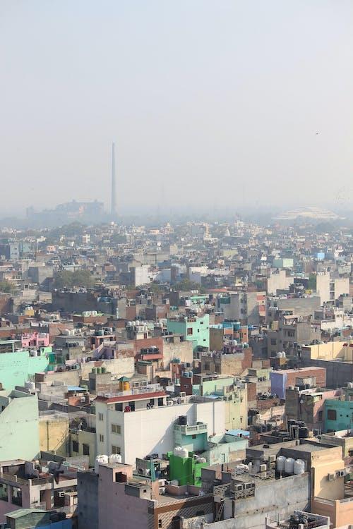 Free stock photo of 4k wallpaper, big city, city