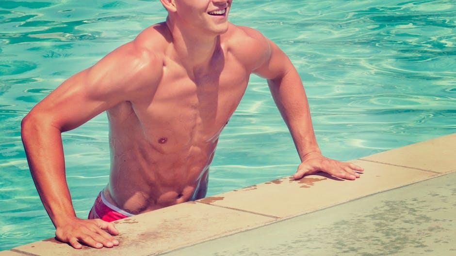 alone, bikini, body
