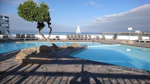 Free stock photo of langebaan mykonos, pool, pool area