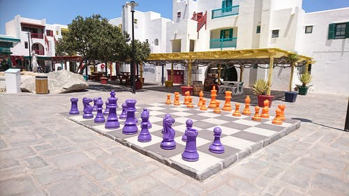 Free stock photo of chess, chess piece, chess pieces