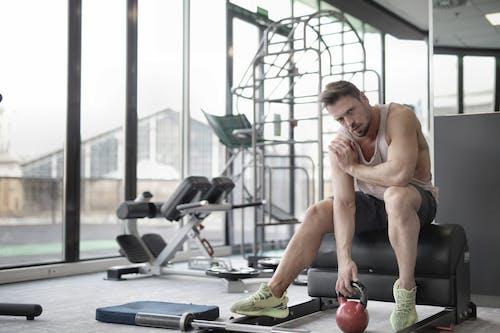 Δωρεάν στοκ φωτογραφιών με bodybuilding, άνδρας, άρση βαρών