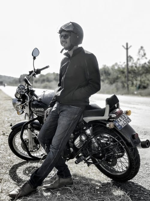 Free stock photo of adventure, bike rider, ri
