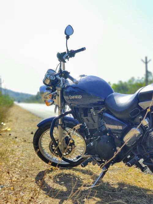 Free stock photo of ride, royal enfield, sunny day