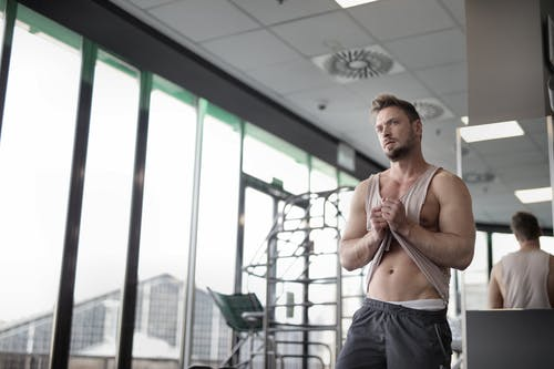 Základová fotografie zdarma na téma biceps, dobře vypadající, fitness