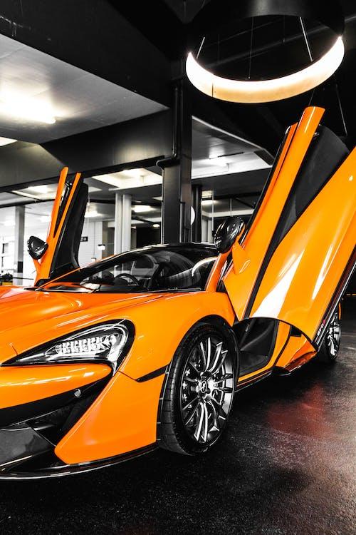 スーパーカー, スポーツカー, フェラーリ, マククラレンの無料の写真素材