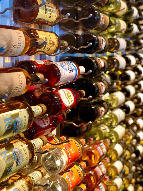 Free stock photo of cellar, cork, glasses