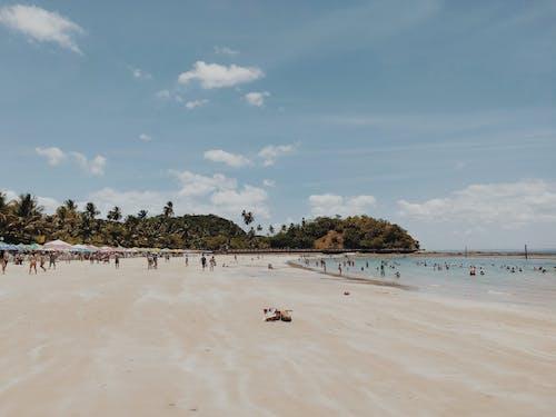 Základová fotografie zdarma na téma beach goers, Brazílie, cestování