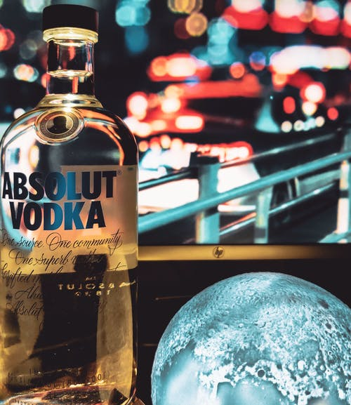 Free stock photo of 4k wallpaper, absolute vodka, alcohol, alcohol bottles
