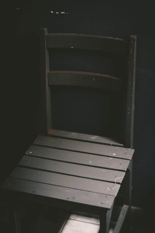 Foto d'estoc gratuïta de angle alt, apartament, blanc i negre, buit