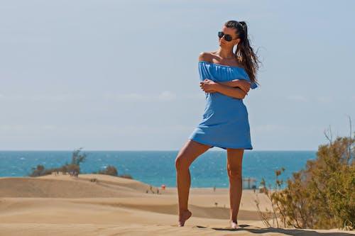 boş zaman, çekici, deniz, dinlenme içeren Ücretsiz stok fotoğraf