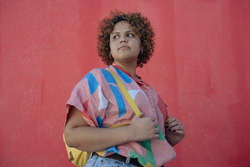 アダルト, アフロ, 女性, 服の無料の写真素材