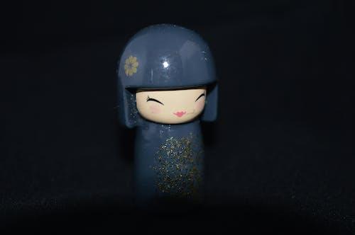Kostenloses Stock Foto zu grau, japanisch, kimmidoll, puppe