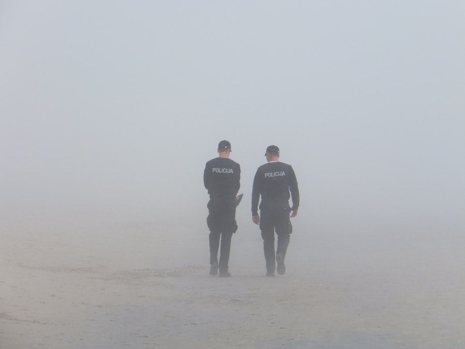 Two Police Officers