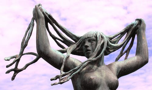 Бесплатное стоковое фото с голый, грудь, девочка, девушка