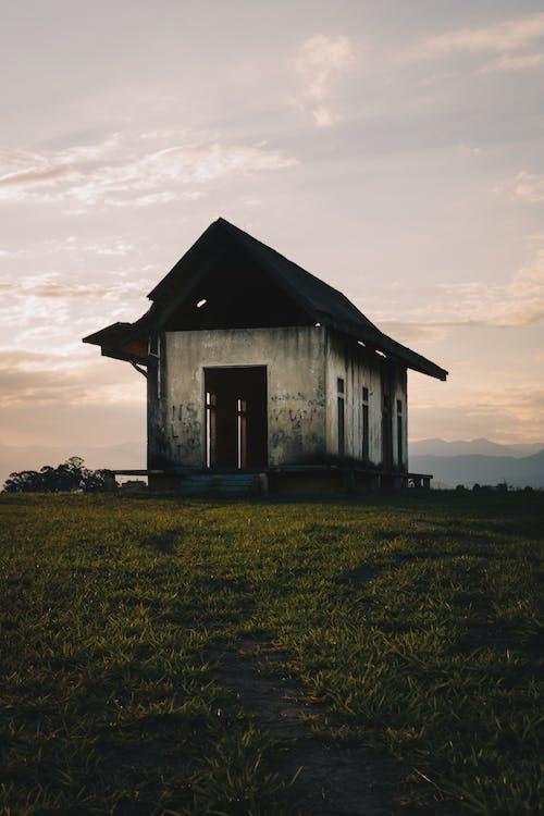 Gratis stockfoto met leeg gebouw