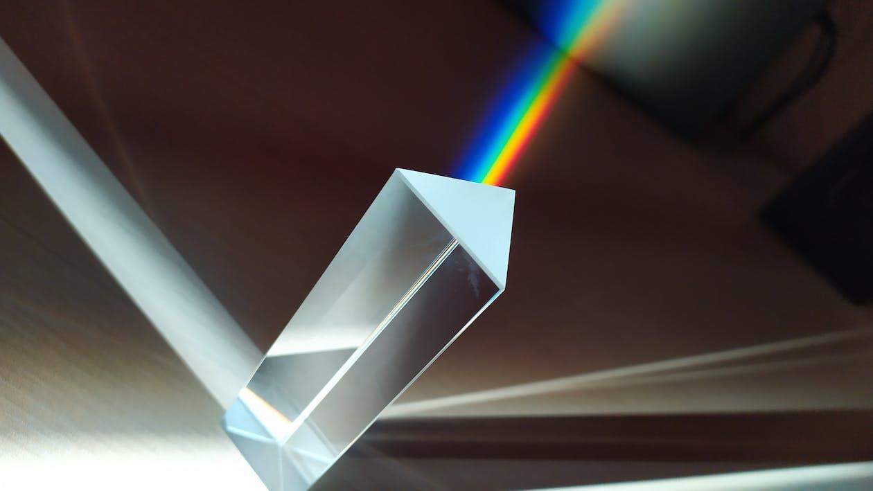 Foto profissional grátis de abstrato, arco-íris, arte