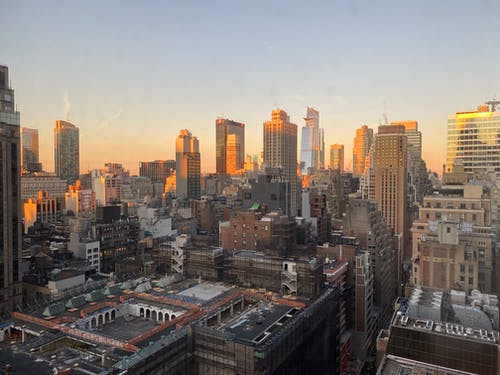 Free stock photo of city view, manhattan, new york city, nyc