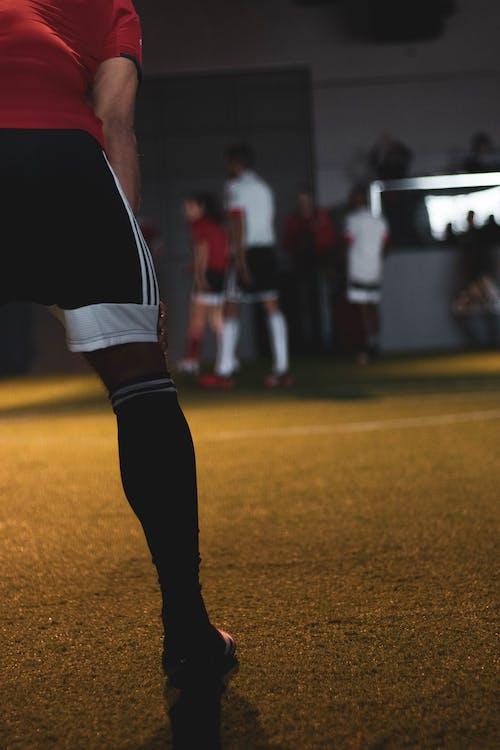 Foto stok gratis Adidas, atlet sepakbola, bidang, gelanggang