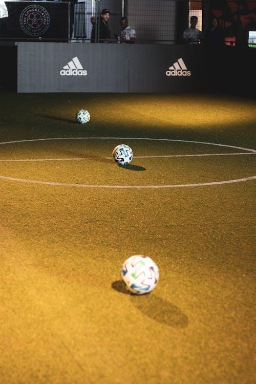 Foto stok gratis bidang, bola, game, gameplan (olahraga)