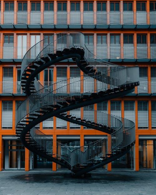 Δωρεάν στοκ φωτογραφιών με αρχιτεκτονική, αρχιτεκτονική τέχνη, αρχιτεκτονικό σχέδιο, αστικός
