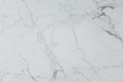 White and Gray Marble Floor