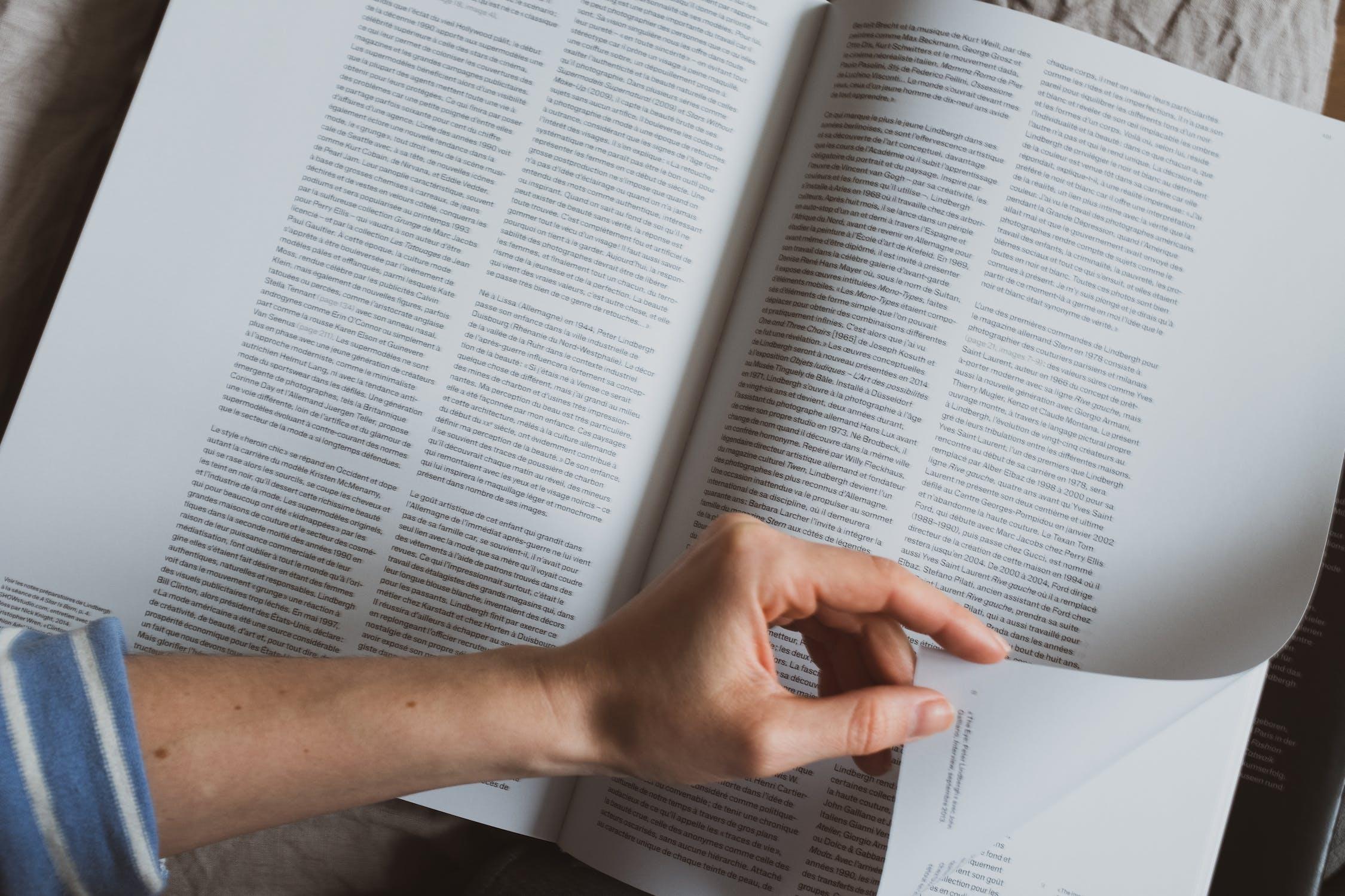 現代文の評論文の問題を解く際に意識するべきこと『判断基準は筆者の記述』