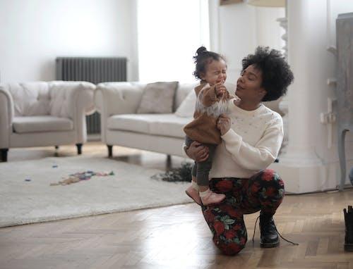 Foto profissional grátis de bebê, criança, descendência, filho