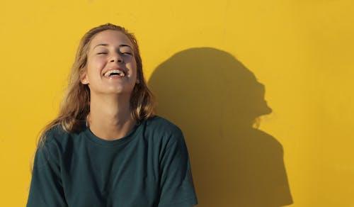 Fotos de stock gratuitas de feliz, mujer, persona, retrato