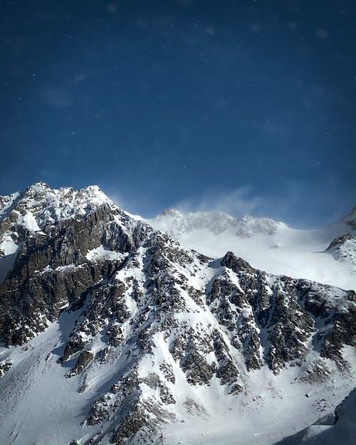 Free stock photo of alps, france, giant mountains