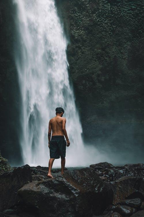 Безкоштовне стокове фото на тему «Балі, вода, Водоспад»