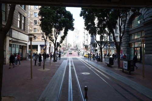 Free stock photo of downtown san francisco