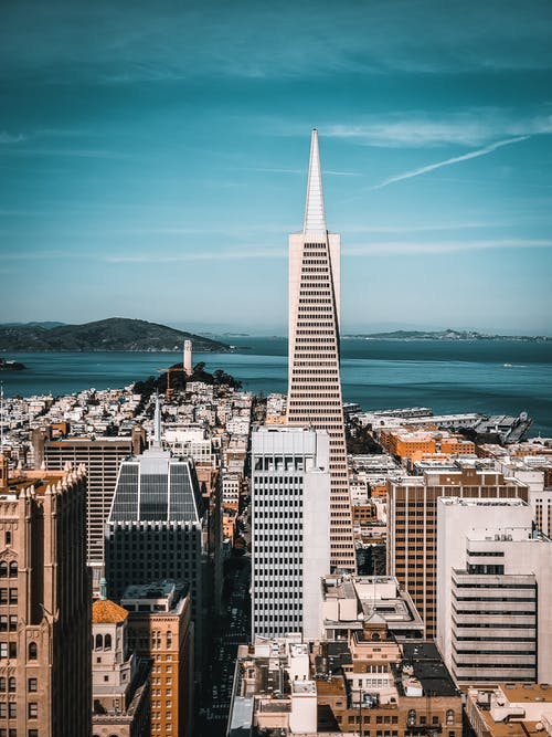 Free stock photo of architecture, bay, bay area