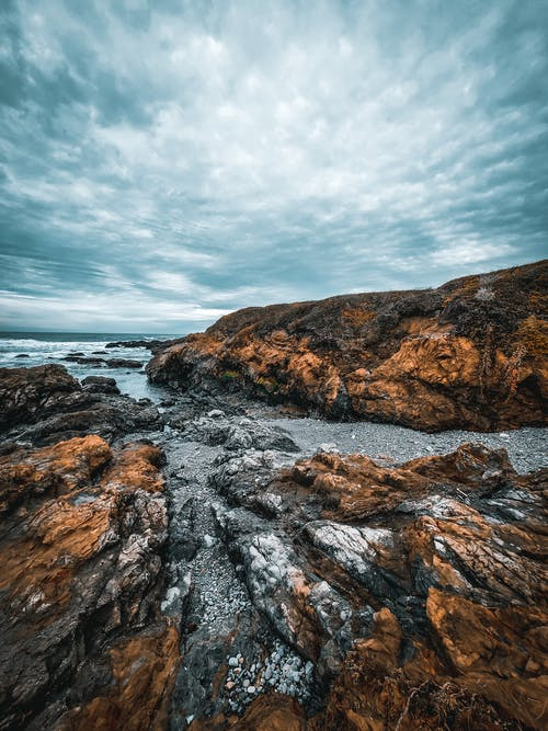 Free stock photo of beach, blue, california